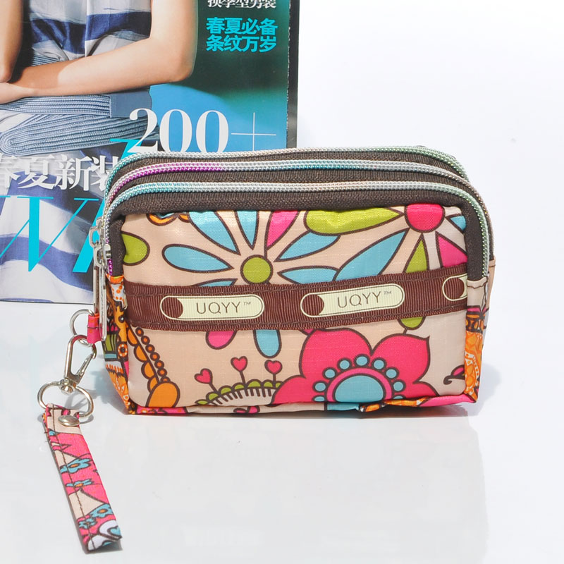 Pro! Grab it! Limited number lesportsac three took three small hand bag phone bag change bags