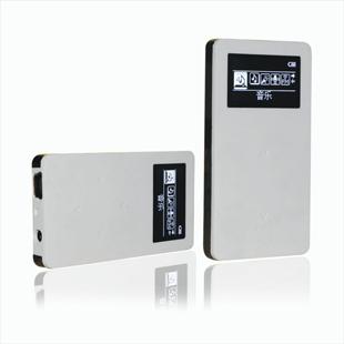 普耐尔K390 MP3 正品行货 4G 无损APE/FM收音机/录音/歌词同步