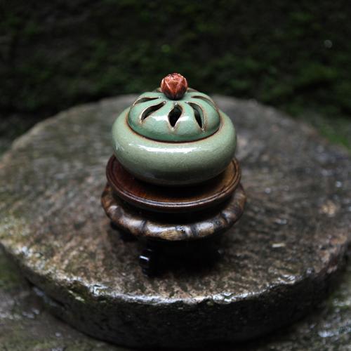 Благовоние Green Yum s XL/002 Из керамики Для дома, Другое, Для молитвенного зала буддийского храма