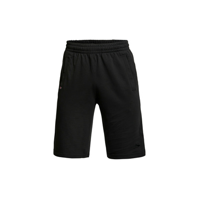 Genuine Li Ning / LININGCBA shut conventional cotton men's basketball series Methodist short pants AKSJ099