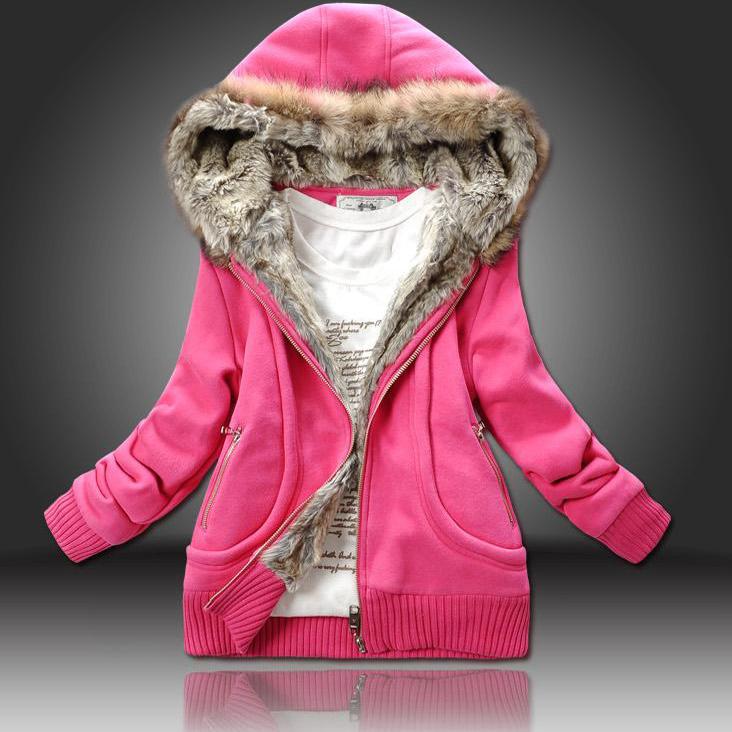 Женская утепленная куртка Trade dress yz29088 2012 Длинный рукав