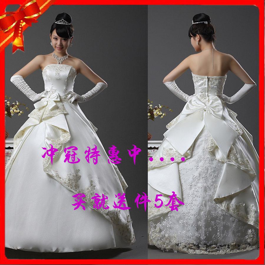 Свадебное платье 100118 Плотная ткань Юбка-пачка