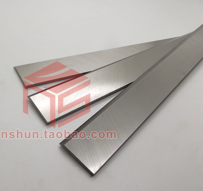 High-speed steel woodworking planer blade steel planer planing width 35 38 40mm four Dongfeng ZHEGONG