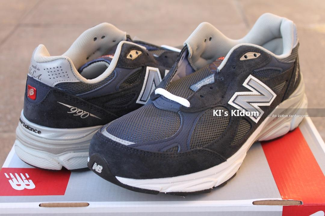 new balance m990gl3 review