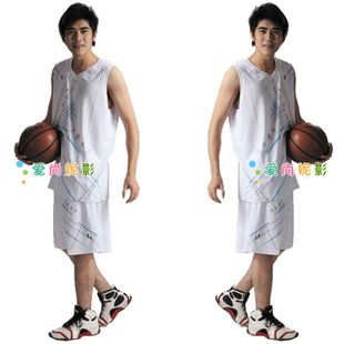 New style men's suits men's basketball basketball clothing clothing basketball clothes training clothes color competition clothing