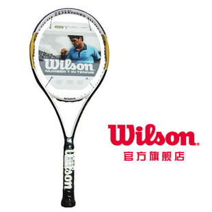 [40 percent discount] Wilson/nCode/Weir WINS n FuryHybrid101 tennis T5813