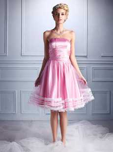 Dream of France's Sally winter new bud silk of brief paragraph princess married type wedding dress 263211302