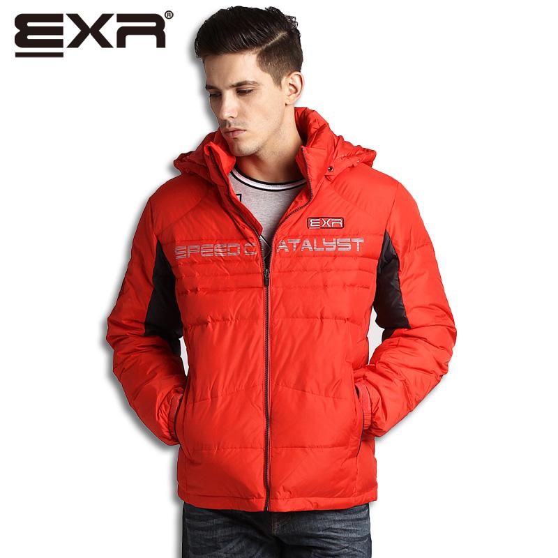 Спортивный пуховик SI EXR EXR 2014 EK1DJA08M1