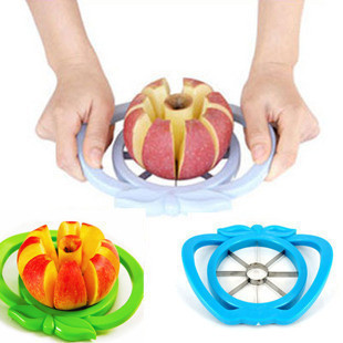 Stainless steel cutting fruit cutting apples to apples cut into eight slices, removing fruit core 90 grams