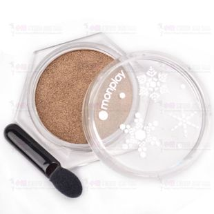 Recommended counter genuine beautiful said Meng Bala monochrome fancy on eye shadow eye on sending eye shadow brush MY3565