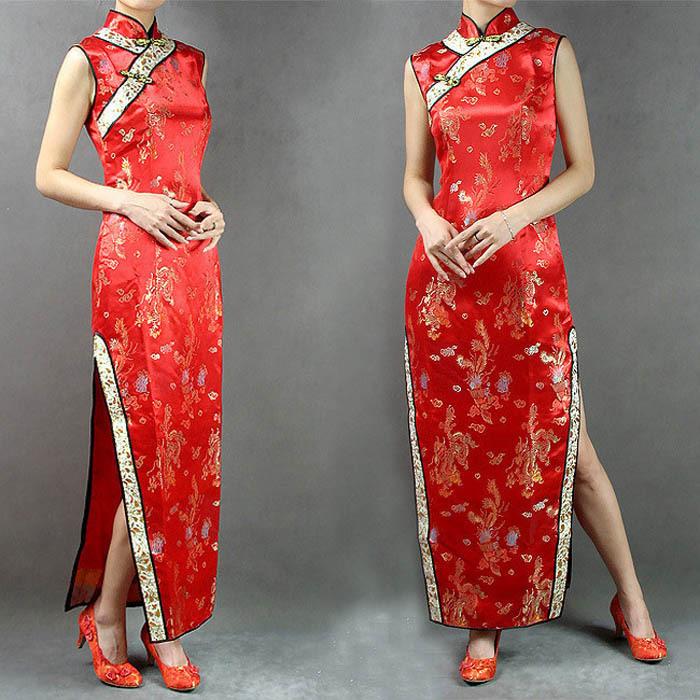 Платье Ципао Popular Bride lf2099 2012 B2099