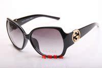 正品代购女士太阳镜2016新款女款太阳眼镜大框复古墨镜3173