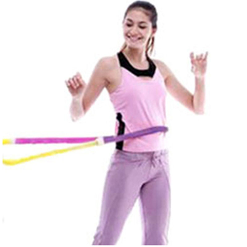 Soft Hula Hoop 包邮 Mei waist and thin waist plastic waist and Hula hoops and thin waist increased 包邮 children spring Hula Hoop