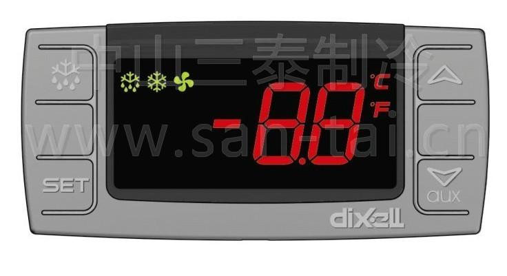 Комплектующие для холодильного оборудования 意大利小精灵(dixell)xr02cx温度控制器 冷水机温控器