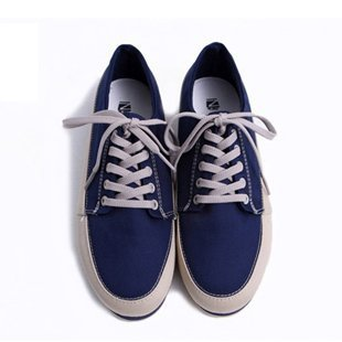 Korea genuine buy 2012 shoes danxie Korean vintage platform shoes with round head of England sport sneakers