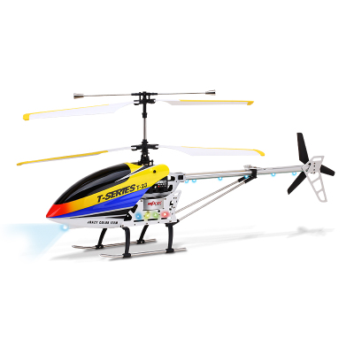America Linda T23 gyro super large remote control aircraft shatterproof all-alloy remote control helicopter model charging