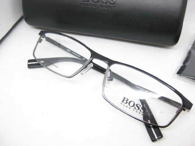 Boss 0091 red diamond special new two -color male models myopia ...