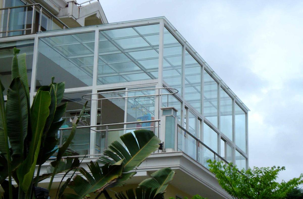 北京阳光房 断桥铝阳光房 彩钢板阳光房 夹胶钢化玻璃