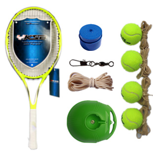 Find sports EEK Po 6,620 tennis ladies and men's tennis promotion single genuine beginners package