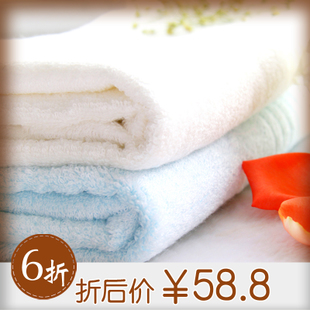 60 percent in summer group buy bamboo fiber thickening 70*140 cm increase infants children baby bath towel