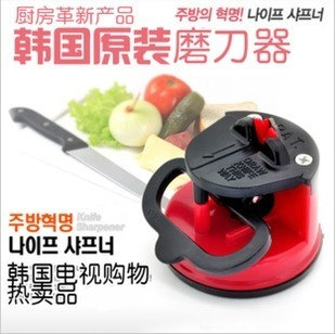 Korea TV best selling magic knife grinder authentic original grindstone grinding just 10 seconds a loss on sale