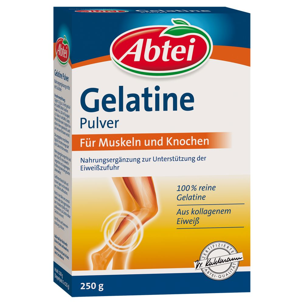 Spot German Gelatine Abtei bone collagen powder 250g ...
