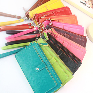 Kissme sell like hot cakes of female money grows more color into  hand bag lady zero purse wallet card bag