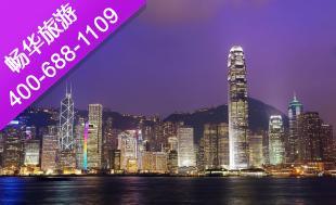 杭州到香港旅游 澳门旅游 【天际100海洋公园】港澳港双直航5日游