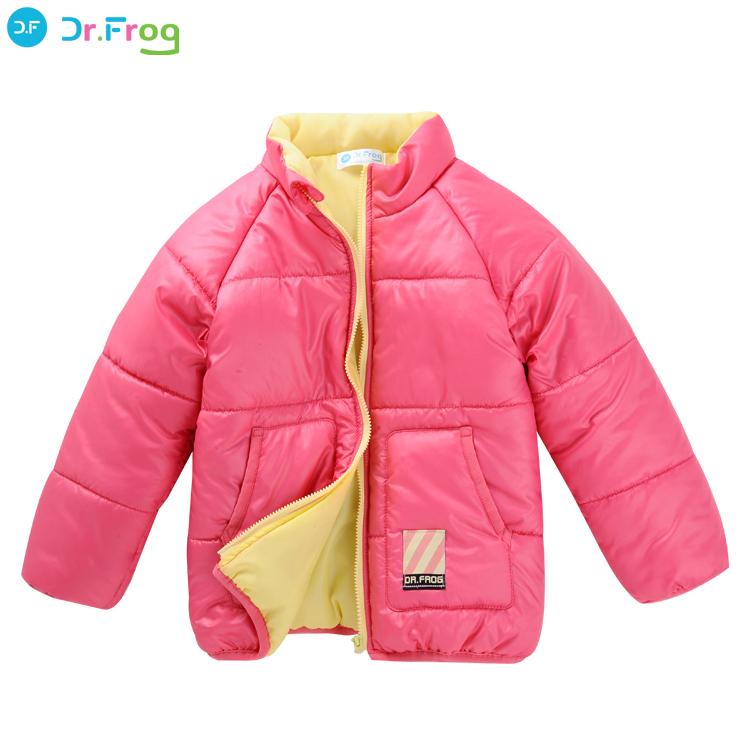 детская верхняя одежда Dr.Frog dpa664106 2012 Девушки Разное Однотонный цвет