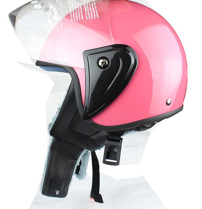 huadun摩托车头盔男女士电动车安全帽全覆式