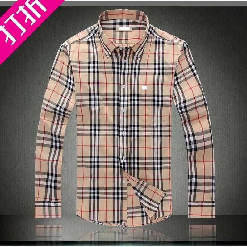 2340074243e0 Рубашка мужская BURBERRY 1129 12082 9 1212, купить в интернет ...