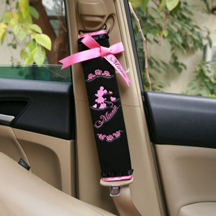 Japan Napolex Disney Princess Mi Ni seat belts seat belt shoulder single DC-21