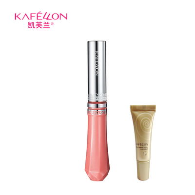 Kaifu Lan makeup moisturizing lip gloss sweet supple waterproof Run through counter genuine mail