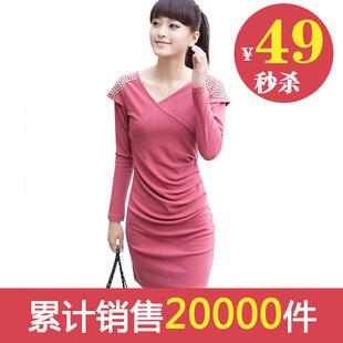 【引用】都市甜美连衣裙图片 夏季甜美连衣裙 淘宝甜美风格连衣裙 雪纺连衣裙 - yoyotaobao - 一起一起