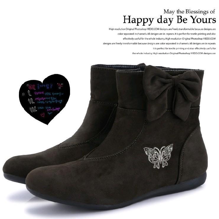 特价 2012春季新款短靴女童靴子 保暖女短靴 亲子儿童雪地靴30-38