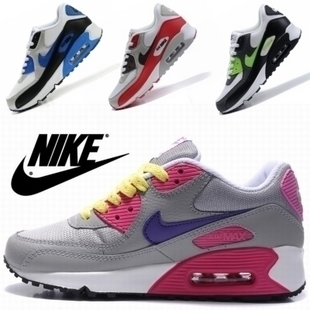 Кроссовки Nike 90 2012air Max Универсальная Сетка