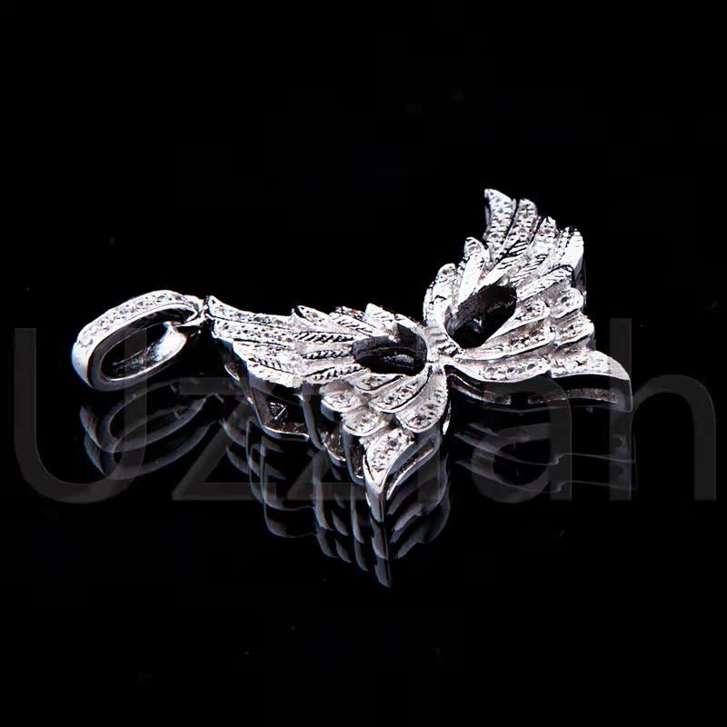 【Uzziah】乌希雅-925银 复古时尚立体镂空个性万圣面具 吊坠项链