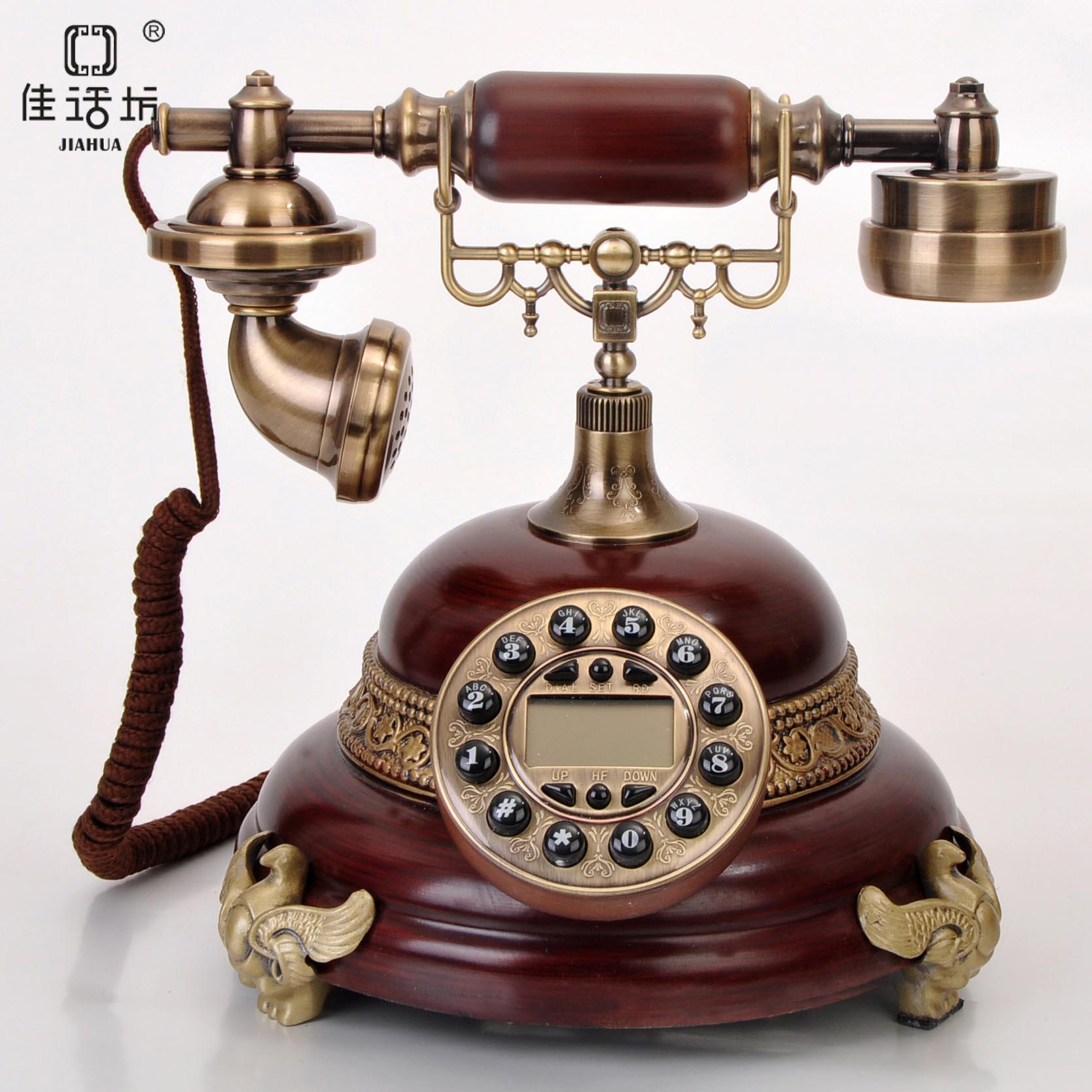 Проводной и DECT-телефон Elephants Square 6018