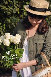 【引用】女士流行短款夹克  女款夹克   女夹克搭配  帅气女款夹克 - yoyotaobao - 一起一起