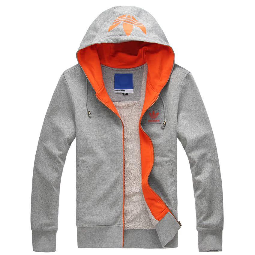 Спортивная толстовка Adidas 8915 Нейтральный - удалит не Кардиган 100 Спорт и отдых Сохранение тепла, Воздухопроницаемые Зима 2012