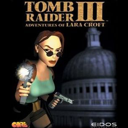 Компьютерная игра   3- Adventures Of Lara Croft 1DVD