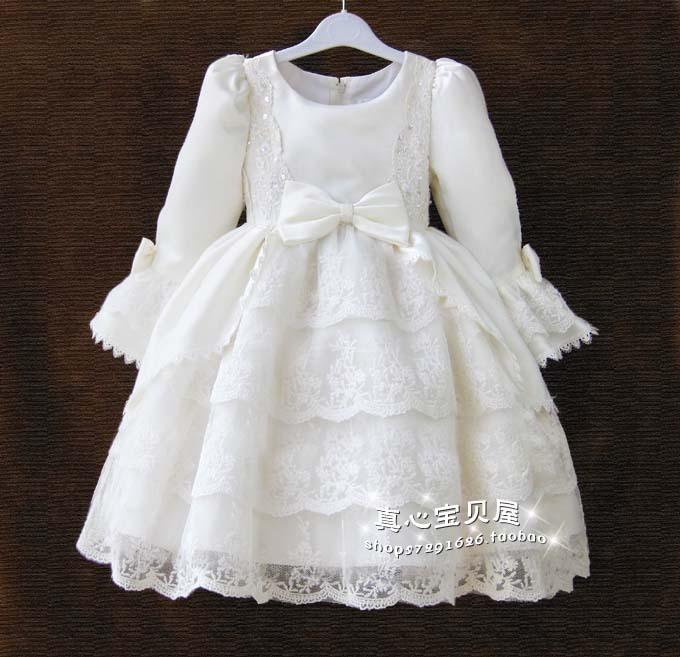 Детская одежда для танцев 8121 Девушки Нарядная одежда