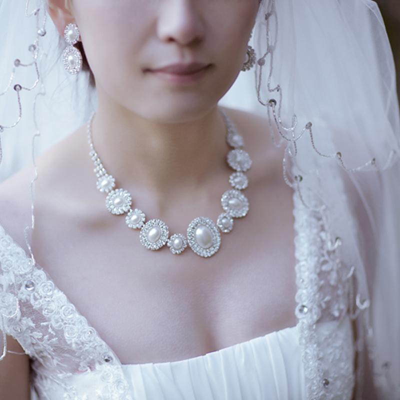 浪漫新娘 品牌婚纱礼服旗袍配件 新娘饰品00-31