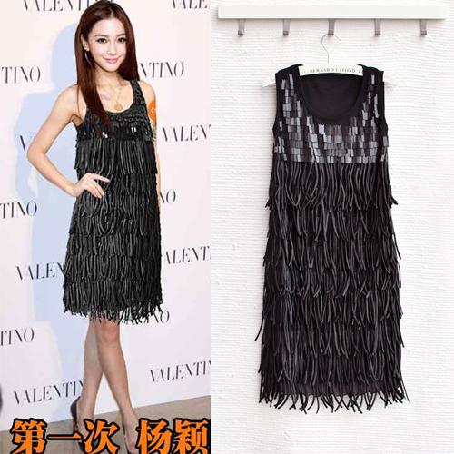 Вечернее платье 262 Sequin Dress