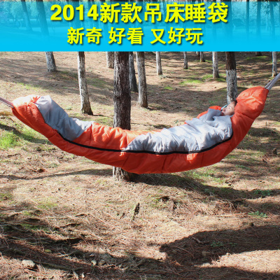Blue Mountains new special personalized outdoor camping sleeping bag spring and summer ultralight sleeping bag free shipping