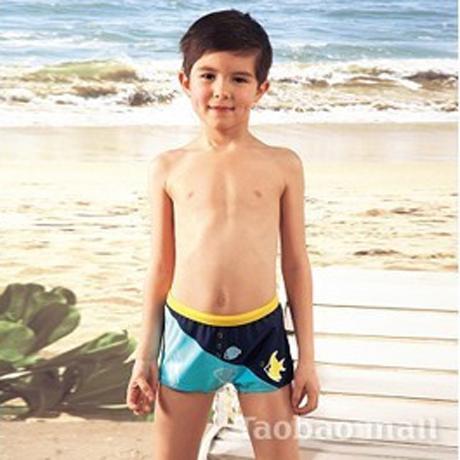 детский купальник Hottinger jge3808 3808 Детские плавки Для молодых мужчин