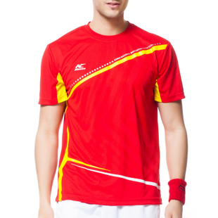 Original Kelly win  series men's star competition shirt in breathable FAYG003-2