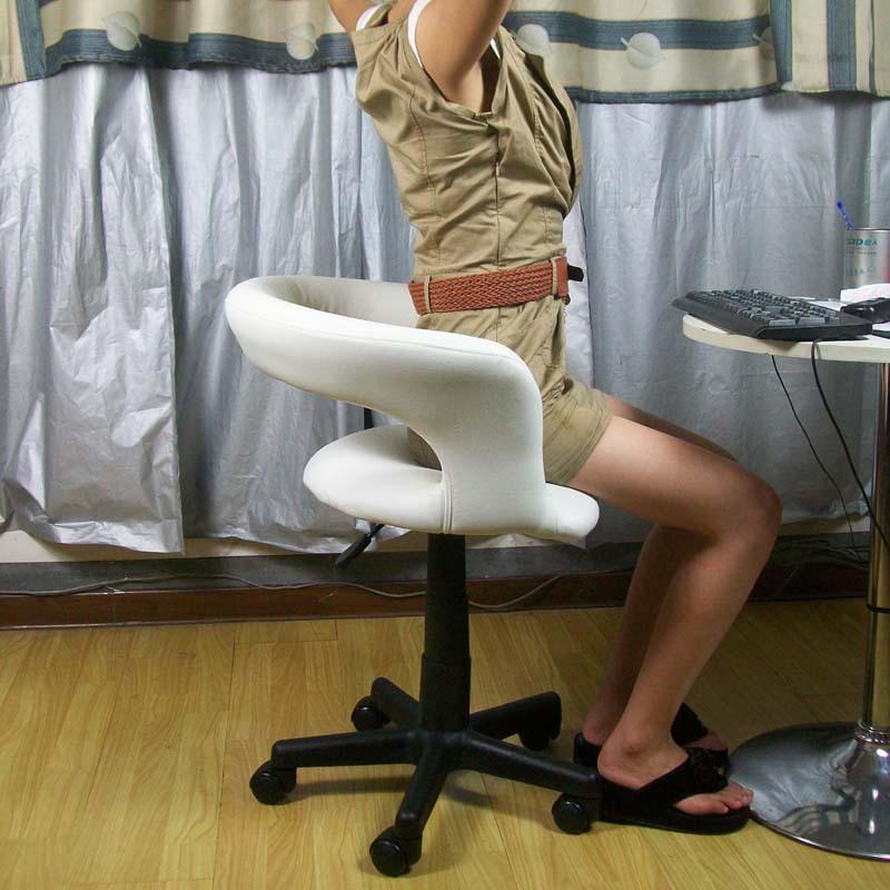 Кресло для персонала Цзянсу пост белый ПК кресельный подъемник стул компьютера сотрудники работают в конфигурации значение внешней торговли