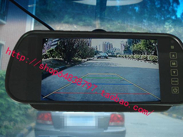 GPS-навигаторы в зеркало заднего вида