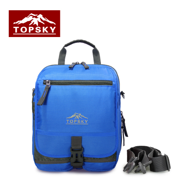 The new multi-purpose outdoor passenger travel tote bag men and women leisure sports backpack diagonal package